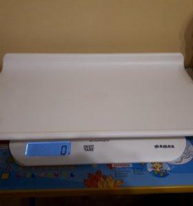 Весы для новорожденных maman