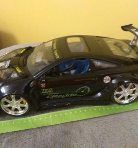 Модель Toyota Celica 1:12