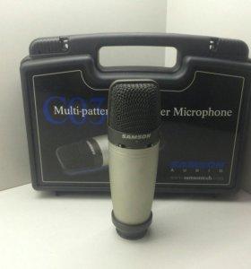 Студийный микрофон Samson C03U