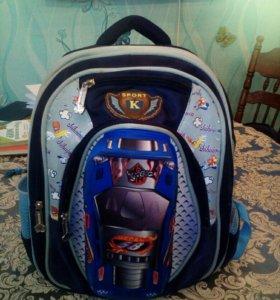 Школьный рюкзак 3D