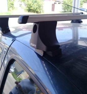 Багажник на крышу Рено Симбол Атлант