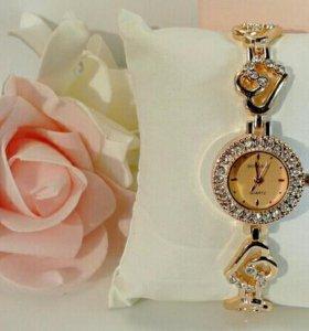 Часы из дубайского золота(под заказ,оплата 50%)