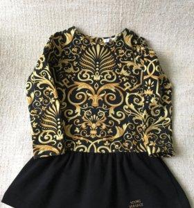 Платье-туника Versace young на 8 лет