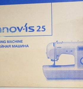 Швейная машинка brother lnnov-ls25