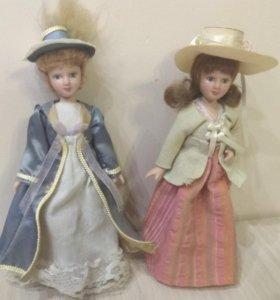 Куклы из коллекции deagostini