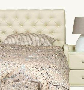 Кровать новая из экокожи Амалия