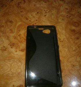 Чехол Sony Xperia z1 5803 compact