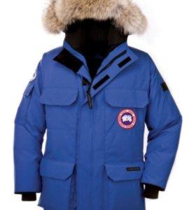 Зимняя парка Canada Goose