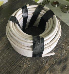 Коаксиальный тв кабель, новый после ремонта