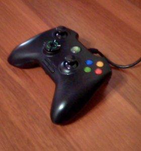 Геймпад Xbox 360 совместим с PC.