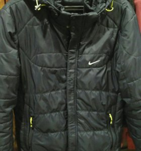 Куртка мужская NIKE , осень, весна.