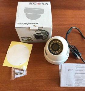 Видеокамера Polyvision PD1-A2-B2.8