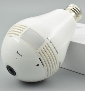 Беспроводная IP камера