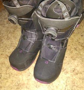 Ботинки для сноуборда (39)