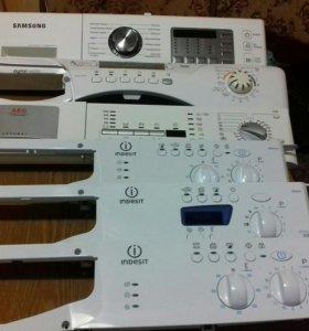 Панель управления и индикации для стиральных машин