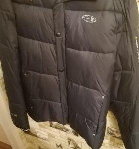 Куртака Tiger firce на современном утеплителе