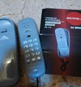 Телефон supra STL-110