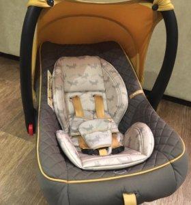 Автокресло-автолюлька Happy Baby Skyler V2 0-13кг