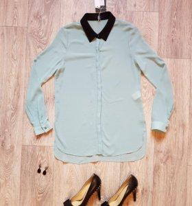 Рубашка блуза с этикеткой