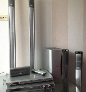 Домашний кинотеатр JVC RX-F10S