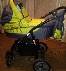 Продается коляска Adbor Zipp 2 в 1