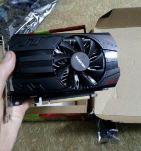 Игровая видеокарта NVIDIA GEFORCE GT 1030 на 2GB