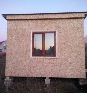 Изготовим надворные постройки