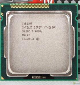 Процессор i7-2600k разгон до 5ггц