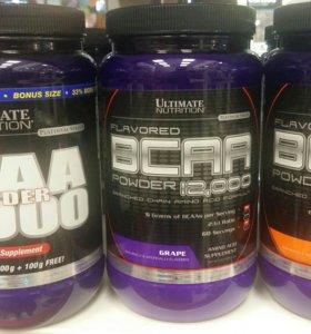 ВССА ultimate nutrition powerd/flavored