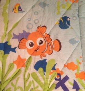Новое одеяло детское