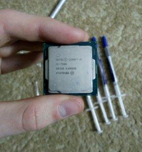 Процессор intel core i5 7500 с халявой
