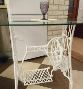 Стол на чугунной станине Zinger
