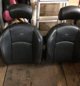 Спинки сидений