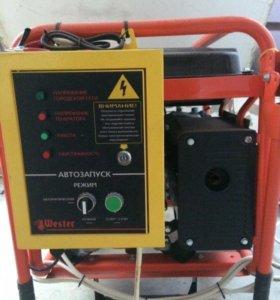 Генератор бензиновый 6500 Вт