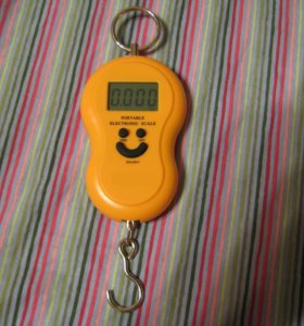 Весы Безмен Электронные до 45 кг.