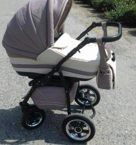 """Детская коляска """"Adamex""""2в1"""