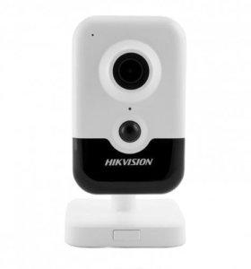 IP камера с wifi 4 Мп Hikvision DS-2CD2443G0-IW