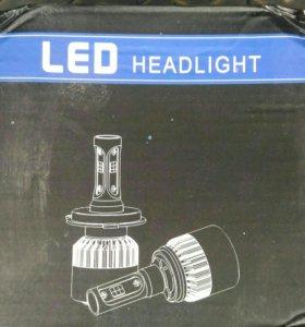 Светодиодные лампы H11, новые