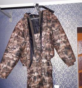 Зимний костюм (на рыбалку, охоту)