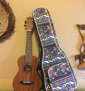 Акулели. Гавайская гитара.