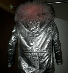 Куртка меховая .