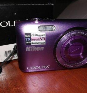Цифровая фотокамера в отличном состоянии