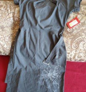 Платье женское новое, размер 40-42.