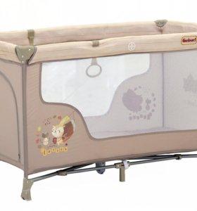 Манеж-кровать Geburt