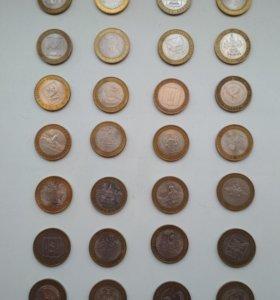 Монеты (биметалл)