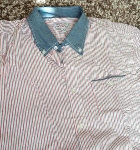 Рубашка муж разм М