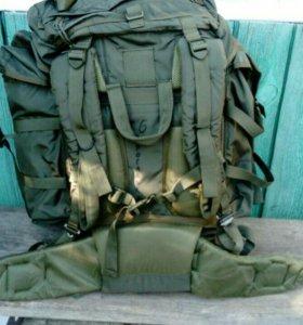 Военный рюкзак.
