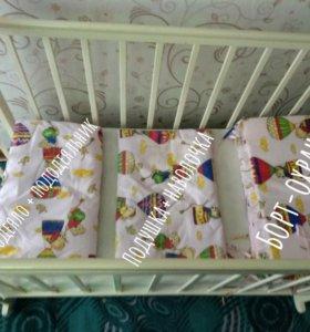 Комплект в кроватку (торг)