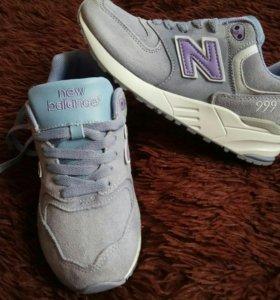 Кроссовки New Balance новые