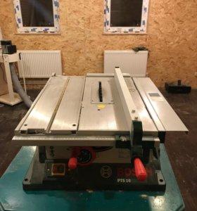 Циркулярная пила (стол-станок) Bosch PTS-10
